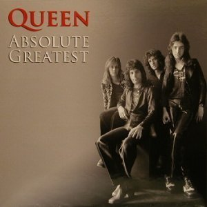 Queen - Absolute Greatest - 2009 (3LP)