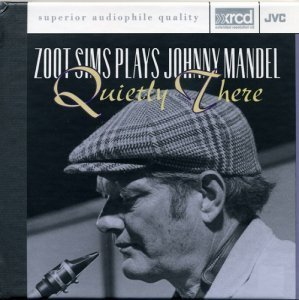 Zoot Sims - Zoot Sims Plays Johnny Mandel: Quietly There (1984)