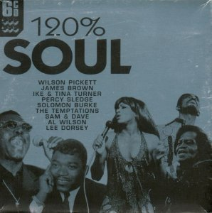 VA - 120% Soul [Box Set 6 CD] (2004)