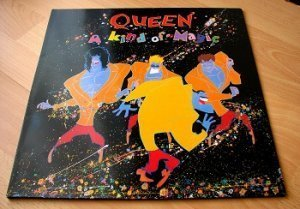 Queen - A Kind of Magic - 1986 VinylRip (24/192)