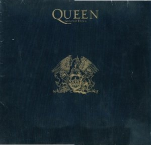 Queen - Greatest Hits II 2LP - 1991 VinylRip (24/192)