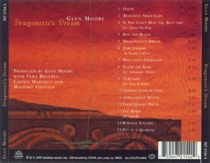 Glen Moore - Dragonetti's Dream (1995)
