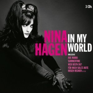 Nina Hagen - In My World [3CD] (2012)
