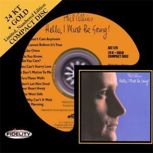 Phil Collins - Hello, I Must Be Going! (1982/2011)