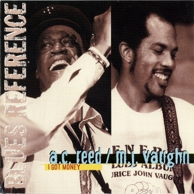A. C. Reed & Maurice John Vaughn - I got money (1985)