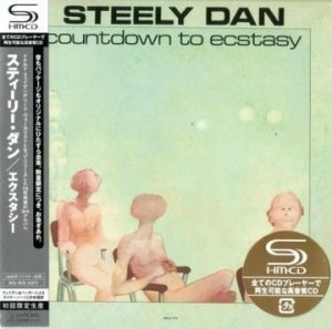 Steely Dan - Countdown To Ecstasy 1973 (SHM-CD JAPAN EDITION 2008)