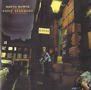 David Bowie - Ziggy Stardust. 2003 (1972) SACD (Sony PS3 Rip)