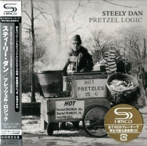Steely Dan - Pretzel Logic 1974 (SHM-CD JAPAN EDITION 2008)