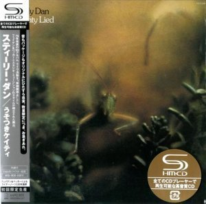 Steely Dan - Katy Lied 1975 (SHM-CD JAPAN EDITION 2008)
