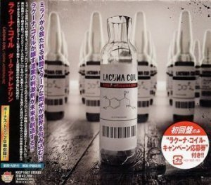 Lacuna Coil - Dark Adrenaline [Japanese Edition] (2012)