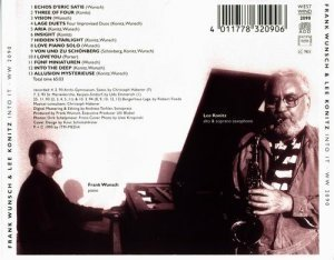 Frank Wunsch, Lee Konitz - into it (1995)