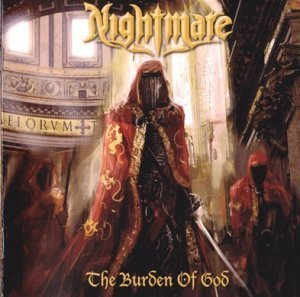 Nightmare - The Burden Of God (2012)