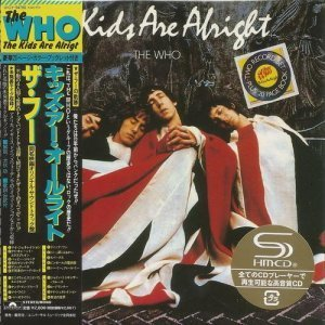 The Who - The Kids Are Alright : Soundtrack Album (1979)