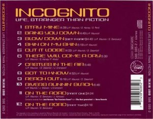Incognito - Life Stranger Than Fiction (2001)