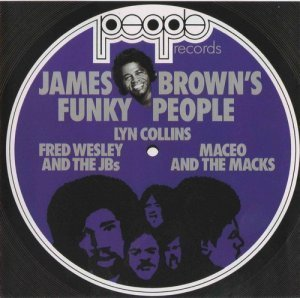 VA - James Brown's Funky People (Part 1) 1988