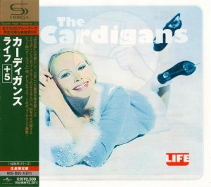 The Cardigans - Life 1995 [Japan Edition] (2008)