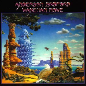 Anderson, Bruford, Wakeman, Howe (1989) [2CD] {2011 Gonzo Deluxe Edition}
