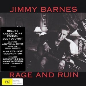 Jimmy Barnes - Rage And Ruin (2010) [Deluxe Edit.]