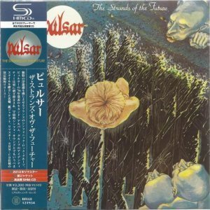 Pulsar - The Strands Of The Future 1976 (SHM-CD JAPAN EDITION 2012)