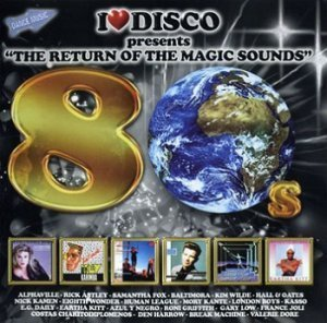 Various Artists - I Love Disco 80's Vol.6(2CD)(2010)