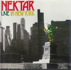 Nektar - Live In New York (1977)