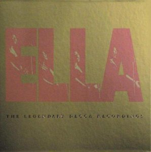 Ella Fitzgerald - Ella: Legendary Decca Recordings [Box set] (1995)