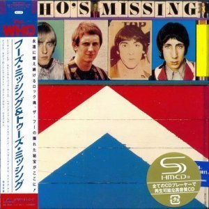 The Who - Who's Missing / Two's Missing [2 CD] (1985 / 1987)