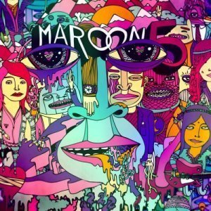 Maroon 5 - Overexposed (Japan) (2012)