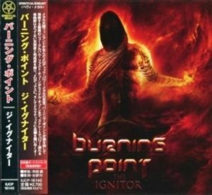 Burning Point - The Ignitor 2012 (Spiritual Beast/Japan)