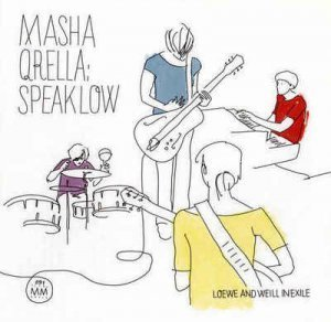 Masha Qrella - Speak Low - Loewe And Weill In Exile (2009)