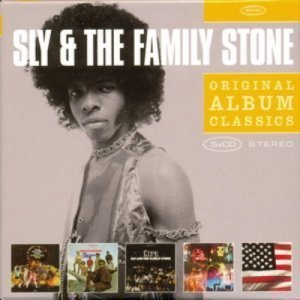 Sly & The Family Stone - Original Album Classics [5CD Boxset] (2010)