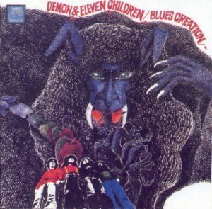 Blues Creation - Demon & Eleven Children 1971