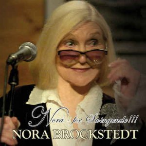 Nora Brockstedt - Nora - for swingende!!! (2008)