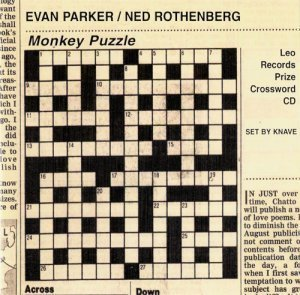 Evan Parker and Ned Rothenberg - Monkey Puzzle (1997)
