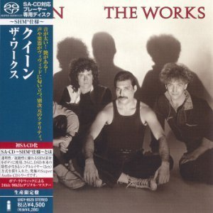 Queen - The Works (1984)[ PS3 SACD to *ISO]