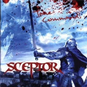 Sceptor – Take Command! (2012)
