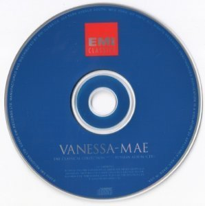 Vanessa-Mae - The Classical Collection part1 (3CD Box Set)