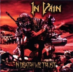 In Vain - In Death We Trust (2012)