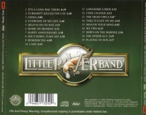 Little River Band - The Definitive Collection (2005)