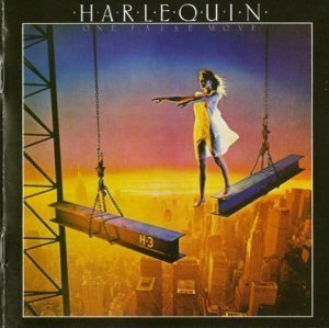 Harlequin - One False Move 1982 (Rock Candy 2012)