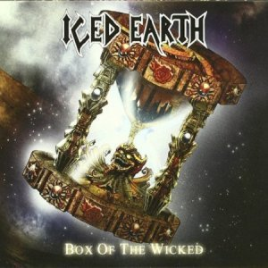 Iced Earth - Box of the Wicked [5 CD] (2010)