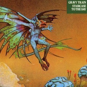 Gravy Train - Staircase To The Day 1974