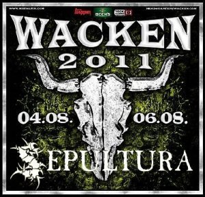 Sepultura - Live On Wacken Open Air (2011)