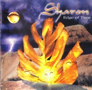 Sharon - Edge Of Time 1999 (Avalon/Marquee Inc. Japan)