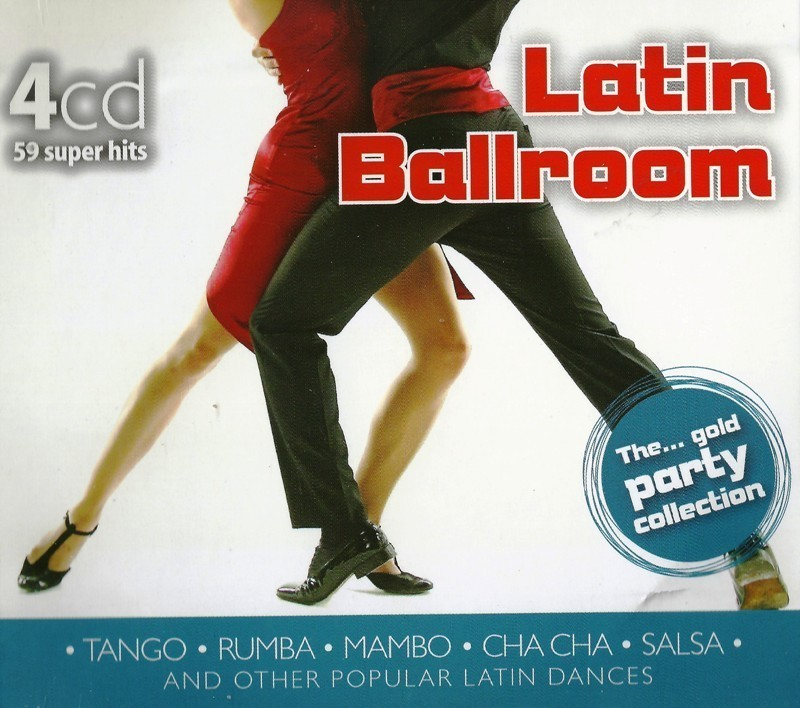 Taki Taki Rumba Song Dowoload 320 Kbps: Latin Ballroom [4CD] (2012) » Lossless Music Download