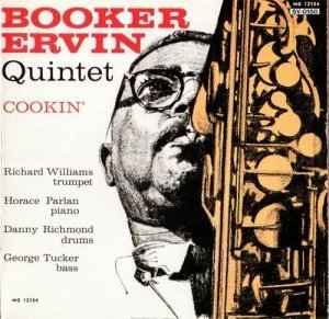 Booker Ervin - Cookin'(1960)