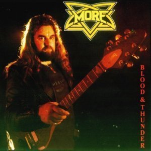 More - Blood & Thunder 1982 (Wounded Bird Rec. 2005)