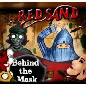 Red Sand - Behind The Mask (2012)