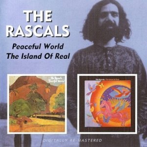 The Rascals - Peaceful World `71 / Island Of Real `72