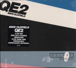 Mike Oldfield - QE2 1980 CD1 (2CD Deluxe Edition/Remast. Mercury Rec. 2012)